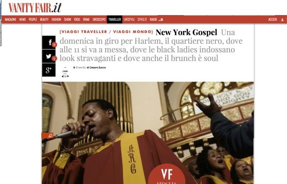 traveller gospel