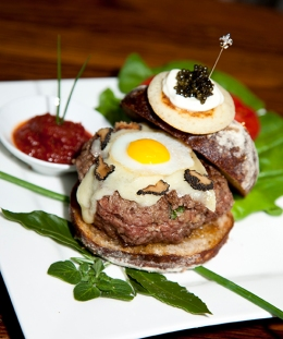 Serendipity 3 $295 Hamburger
