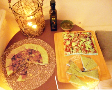 """Mamma does breakfast. Do not miss her """"torte salate"""" and the traditional rice cake!"""