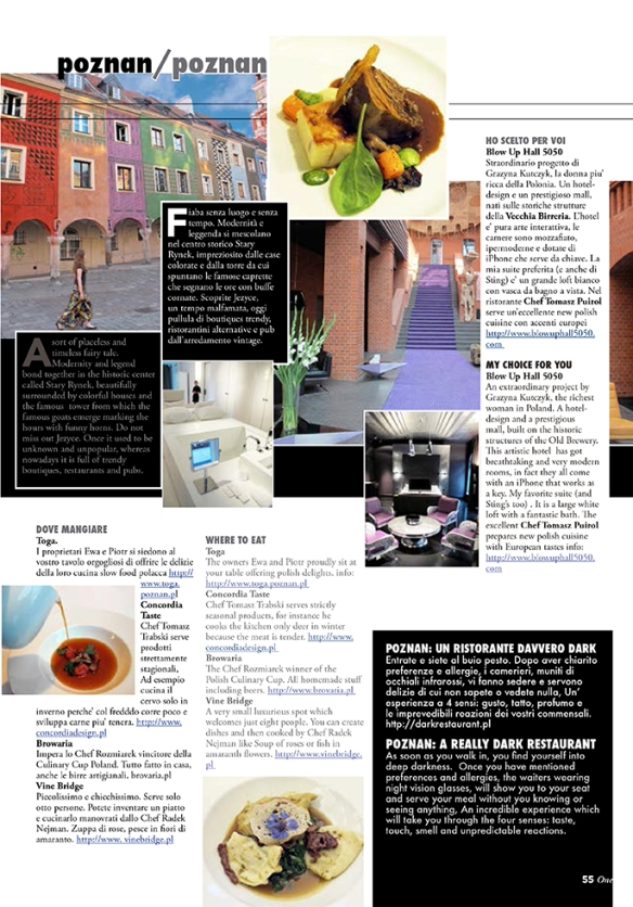 Article Breslavia and Poznan Page2  Poznan