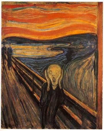 Edward Munch The Scream