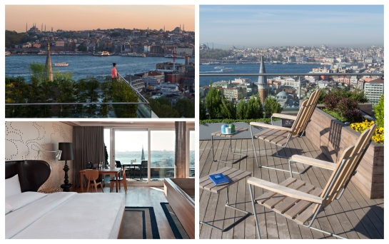 Witt Istanbul Hotel, Turkey