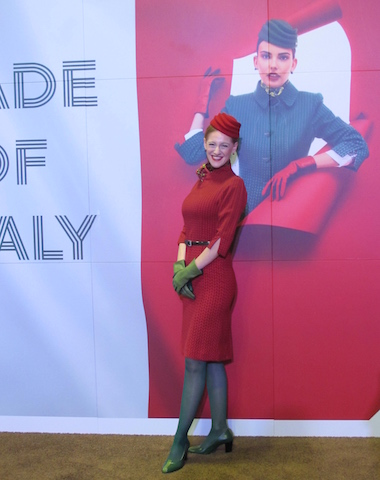 Alitalia goes fashion