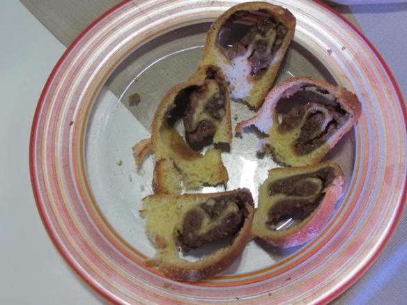 La Gubana cake