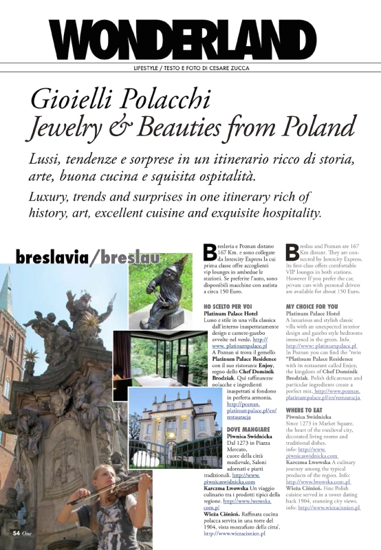 Article Breslavia and Poznan Page2 Poznan