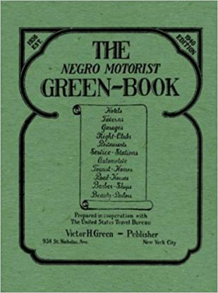 GREEN BOOK' I SO WISH THE 'GREEN' WOULD GO 'GOLD', THE COLOR